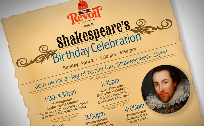 Shakespeares-Birthday-Celebration-Poster