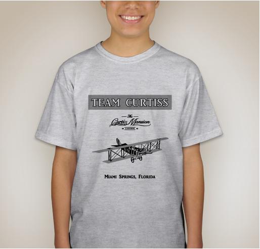 Team Curtiss -Tshirt