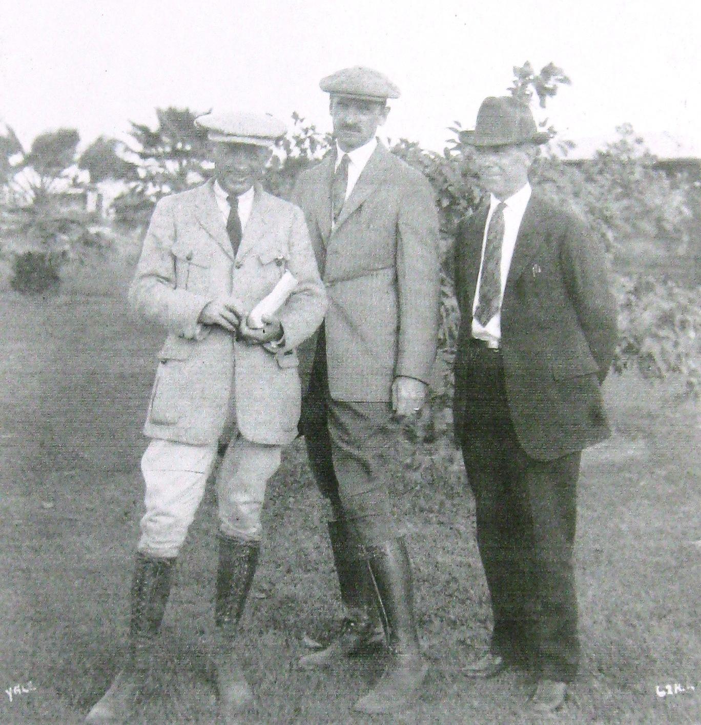 Bright, Curtiss & Stanton Hialeah 1921