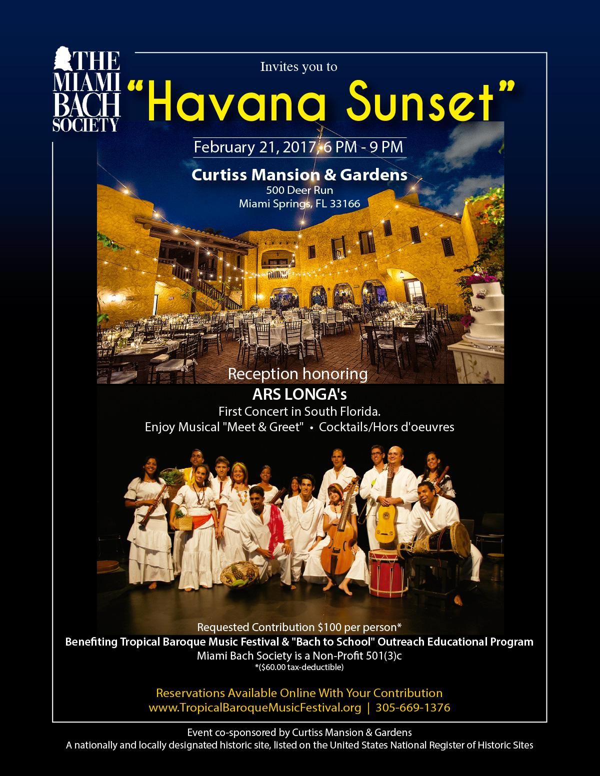 HAVANA-sunset