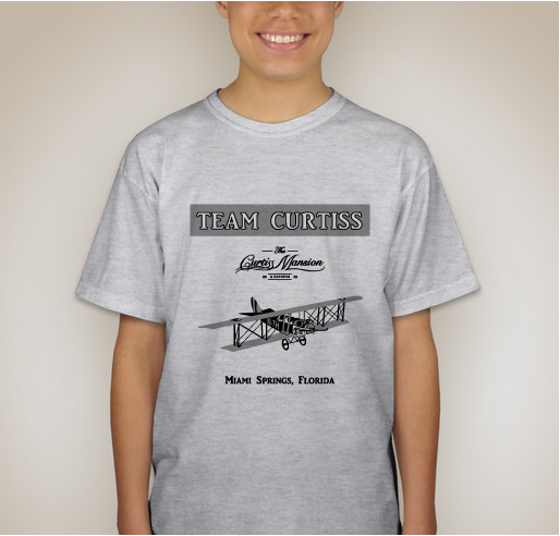 Team Curtiss -Tshirt