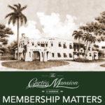 Curtiss Mansion Membership