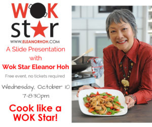 Cook like a WOK Star!