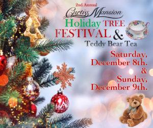2nd Annual Teddy Bear Tea