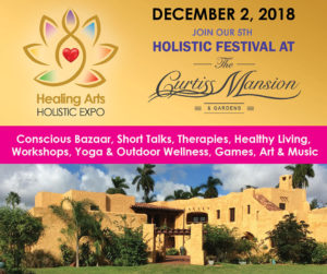 HEALING ARTS HOLISTIC EXPO