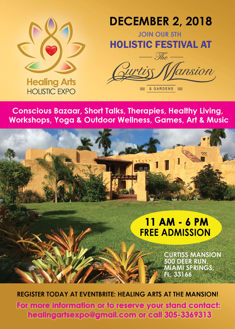 Healing Arts Holistic Expo