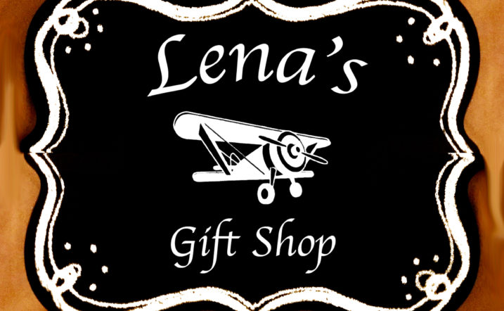 Lena's gift shop at the Currtiss Mansion
