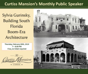 Sylvia Gurinsky, Building South Florida -Boom-Era Architecture