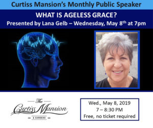 Lana Gelb, WHAT IS AGELESS GRACE?
