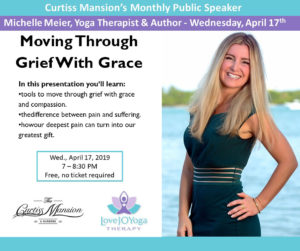 Michelle Meier, Moving Through Grief With Grace
