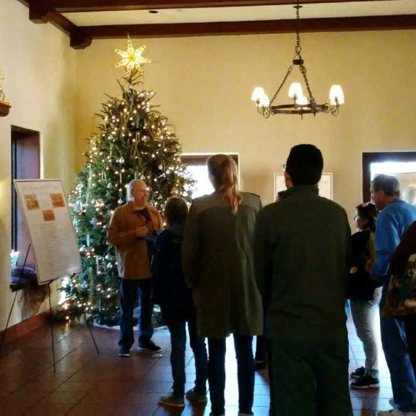 1-hour Historical Tour of the Curtiss Mansion