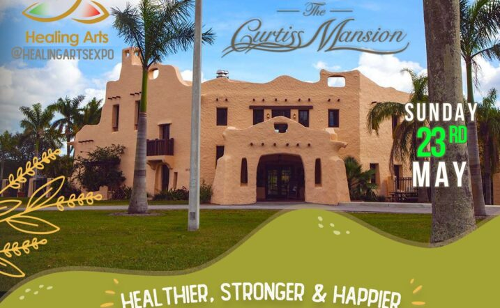 Healthier, Stronger & Happier Expo en The Curtiss Mansion - May 23, 2021
